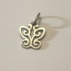 James Avery retired butterfly charm